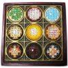Shri Yantra Navgraha Shakti Navgrahas για πλούτο και επιτυχία