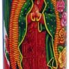 4 ήμερο κερί  αρωματισμένο με ρόζ τριαντάφυλλα –Παναγία της Γουαδελούπης.